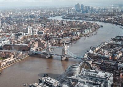 The Top Ten things to do near London Bridge