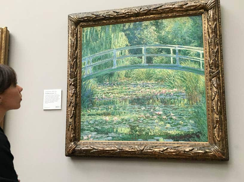 Monet at the National Gallery