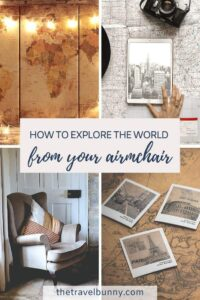 A guide to armchair travel