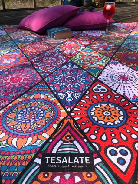 Tesalate towel review