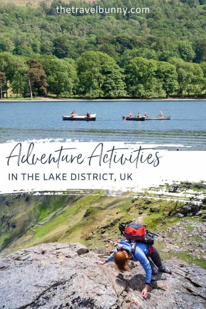 Lake District activities