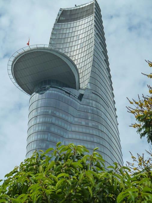 Bitexco Tower, Ho Chi Minh City landmark