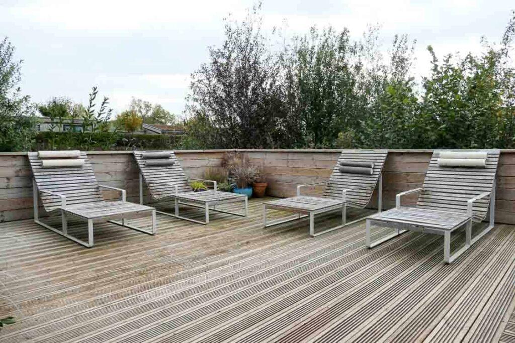 Strawberryfield Park luxury lodges in Somerset