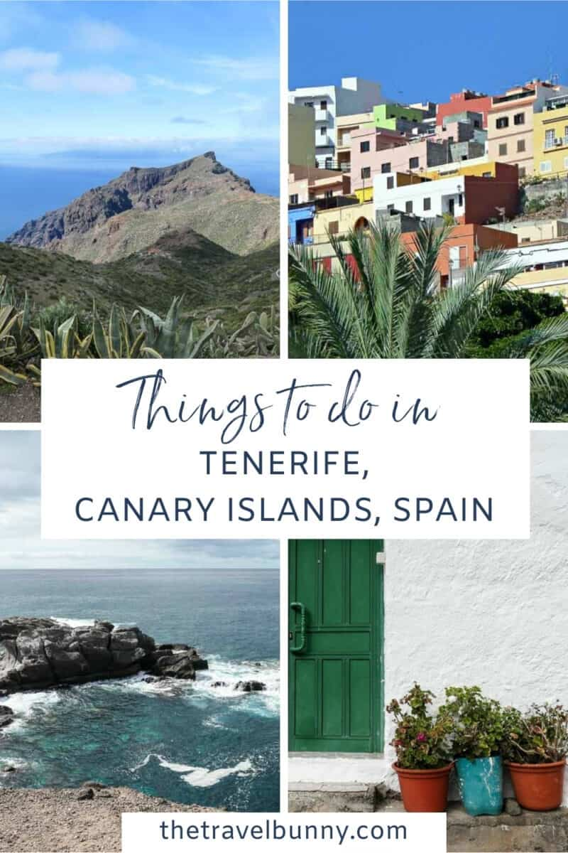 Things to do in Tenerife, Canary Islands, Spain