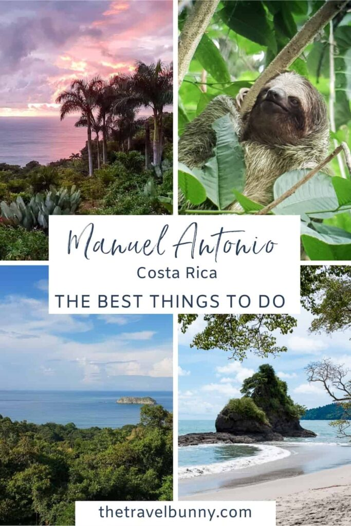 Best things to do in Manuel Antonio, Costa Rica