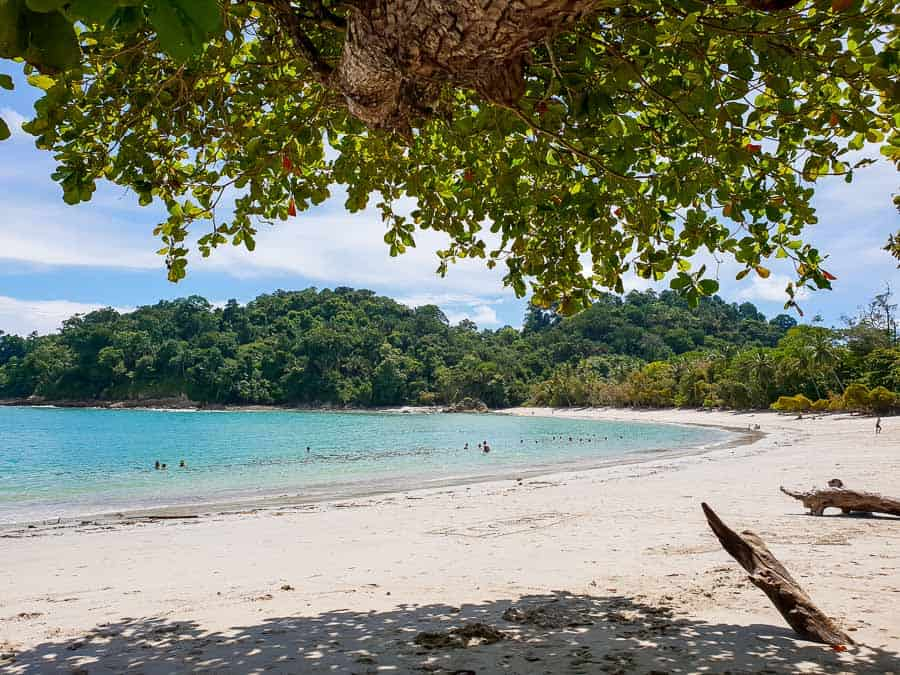 Playa Manuel Antonio Beach, National Park, Costa Rica