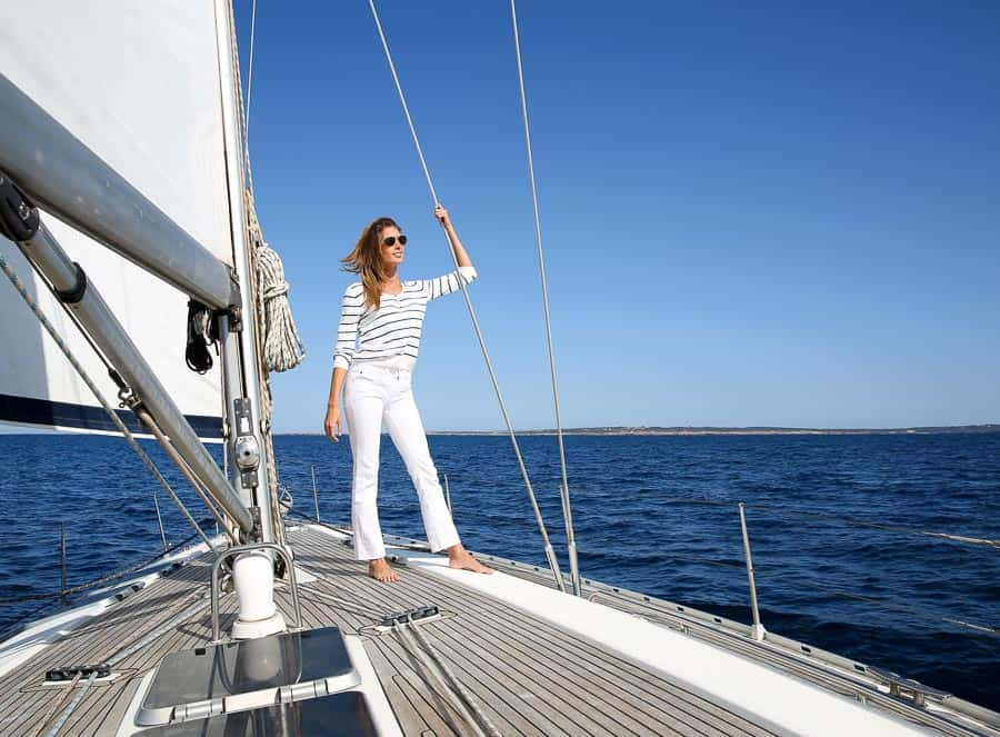 What to wear sailing - packing guide