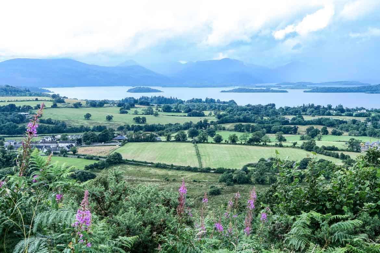 Duncryne hill, Loch Lomond