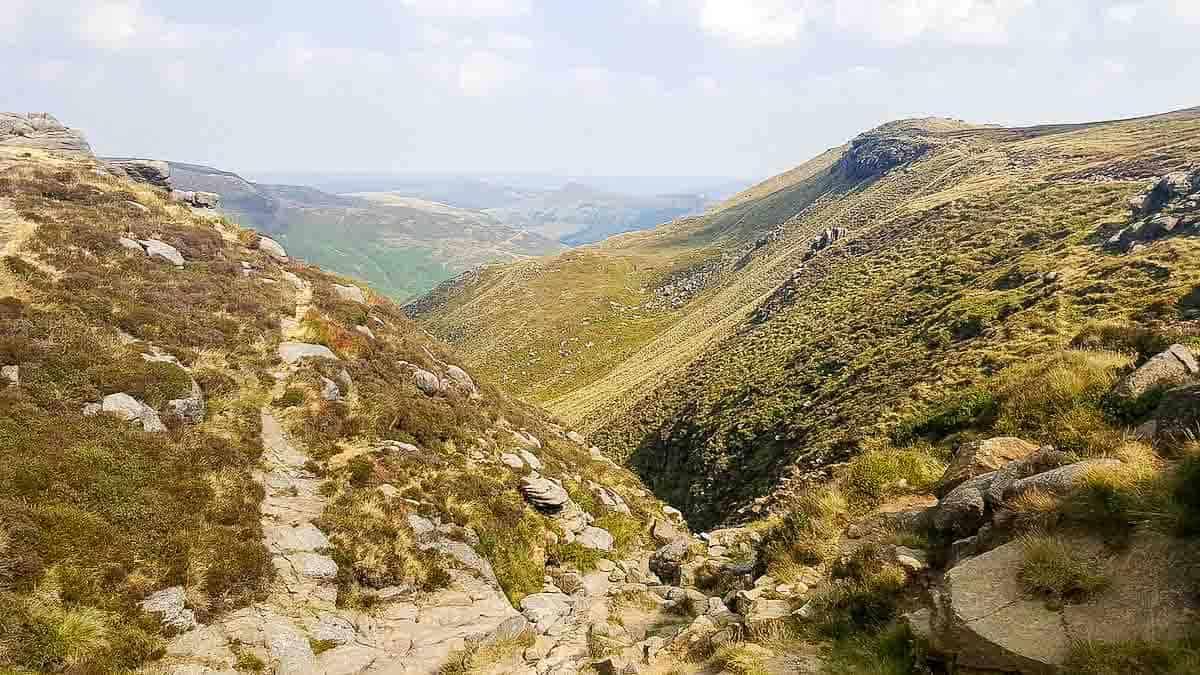 Kinder Scout, Peak District National Park, UK