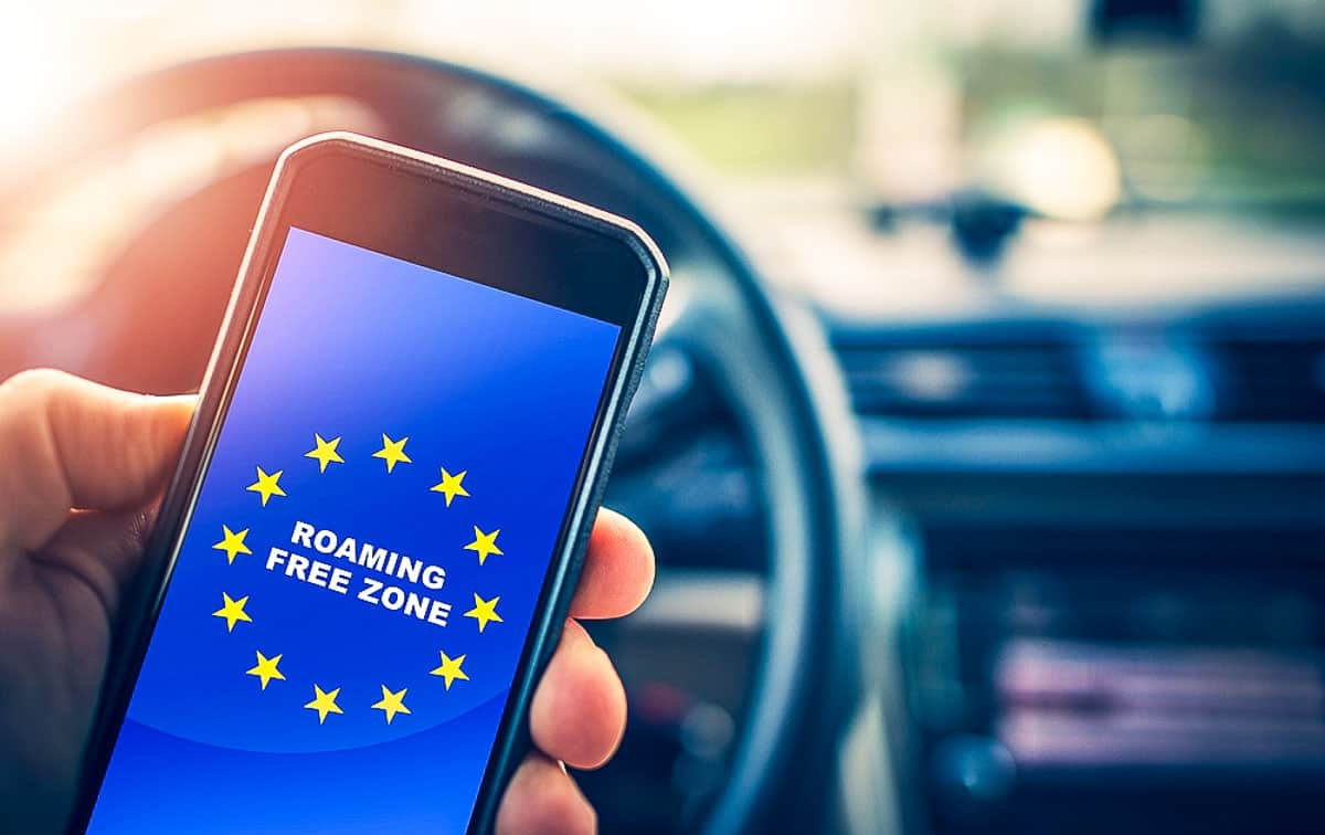 Roaming charges after Brexit