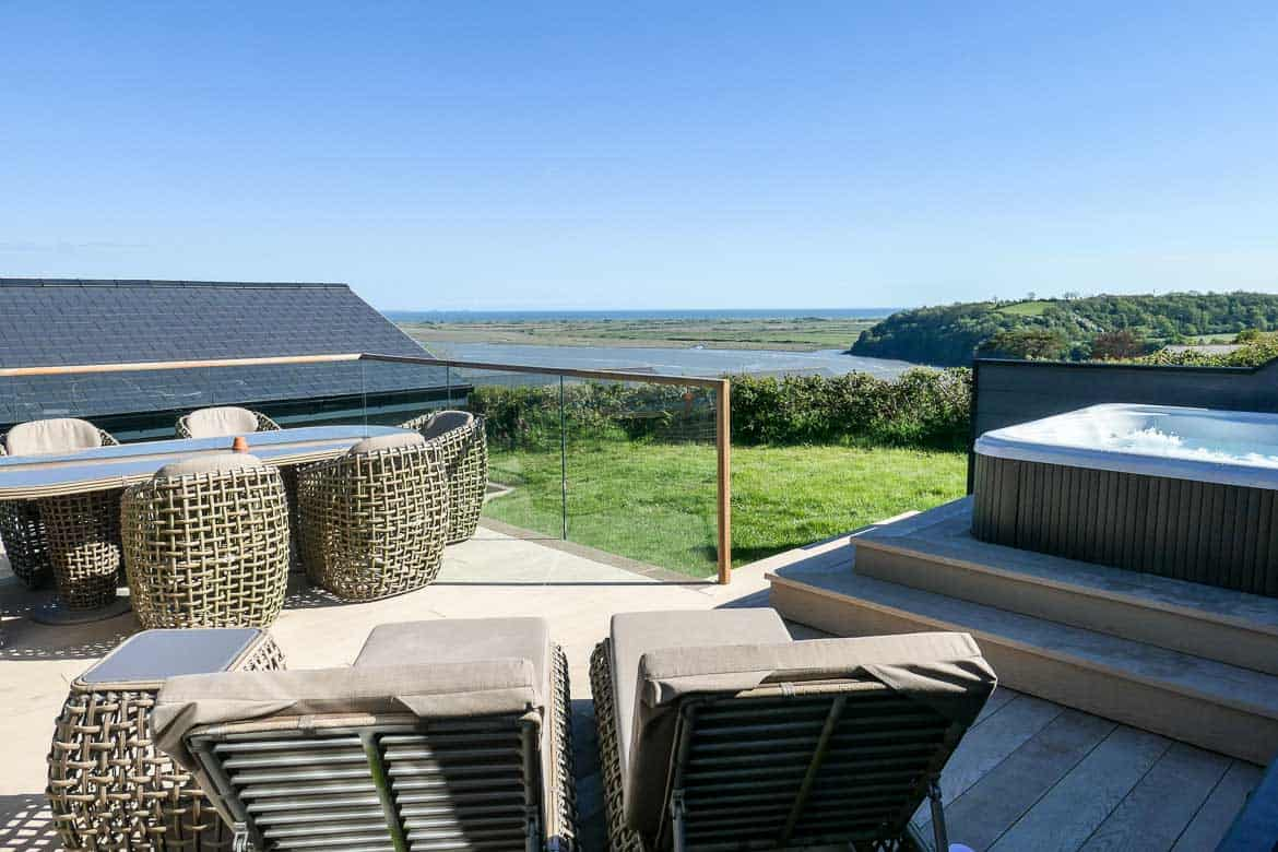 The Terrace, Dylan Lodge, Laugharne