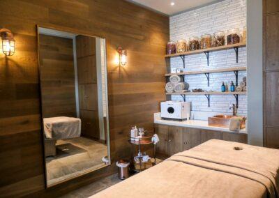 Treatment Room, Milk Wood Spa