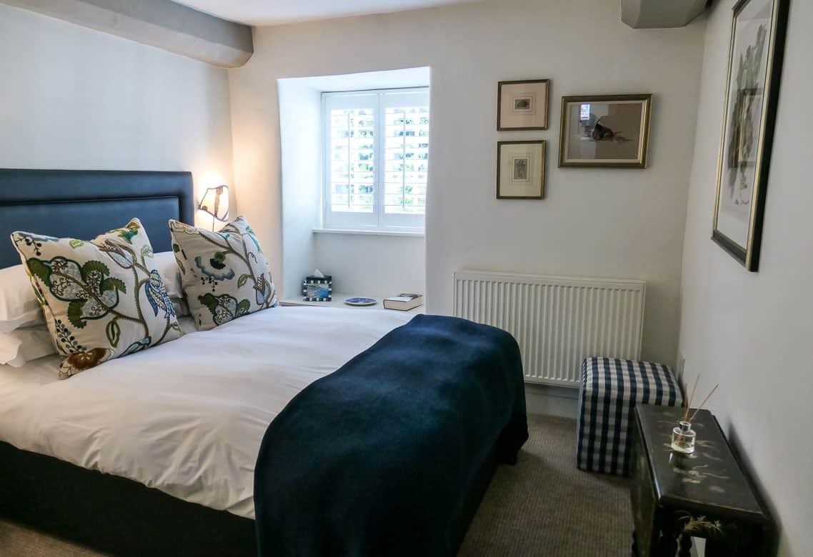 Bedroom 3, The Eastbury Cottage, Sherborne