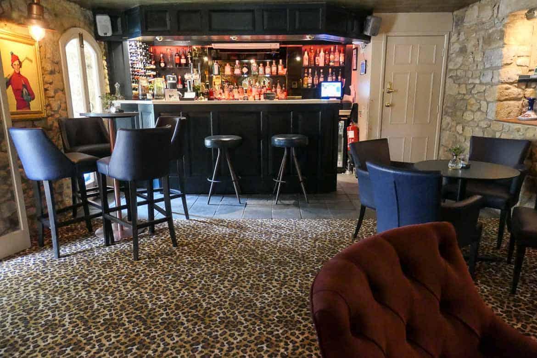 Cocktail Bar, The Eastbury Hotel, Sherborne