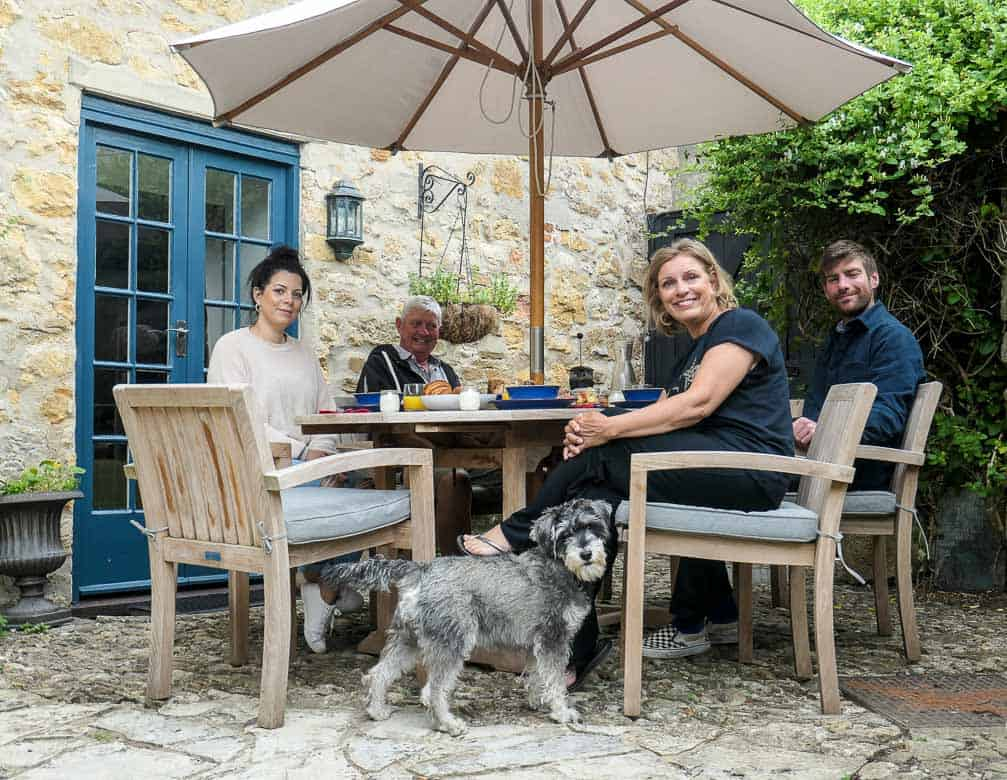 Family getaway at the Eastbury Cottage, Sherborne