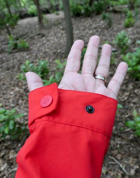 TOG24 Stutton waterproof jacket