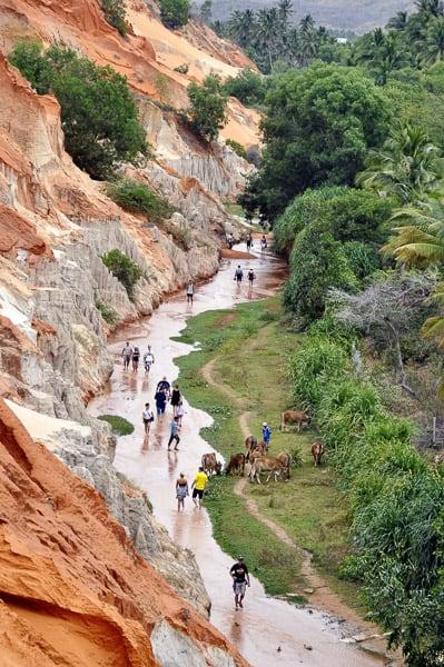 Mui Ne Fairy Stream, Vietnam