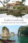 Landmarks in Vietnam