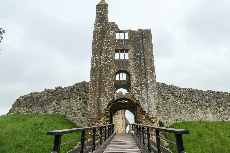 Sherborne Old Castle, Dorset