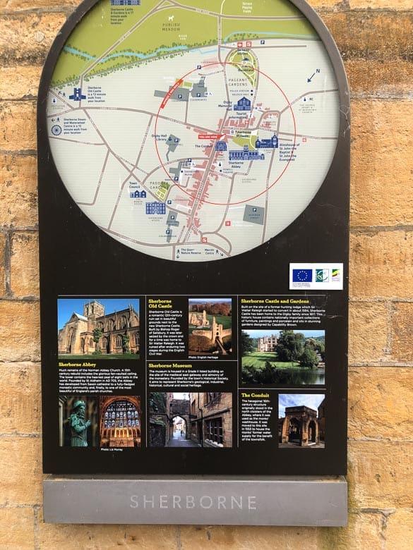 Sherborne Town Trail