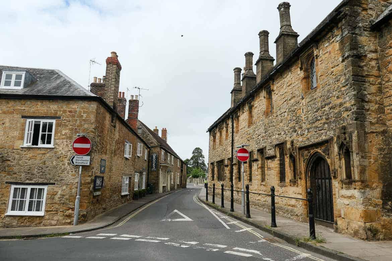 Sherborne in Dorset